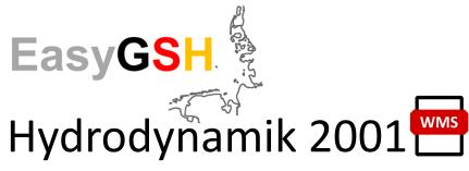 EasyGSH-DB: Hydrodynamik 2001 (WMS)