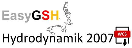 EasyGSH-DB: Hydrodynamik 2007 (WCS)