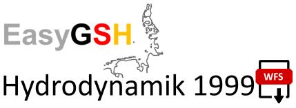 EasyGSH-DB: Hydrodynamik 1999 (WFS)
