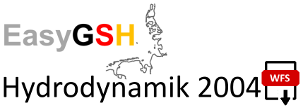 EasyGSH-DB: Hydrodynamik 2004 (WFS)